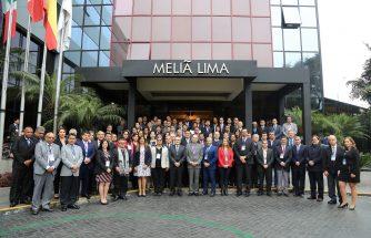 Se inauguró el III Encuentro Latinoamericano y Caribeño de Comunidades Logísticas Portuarias