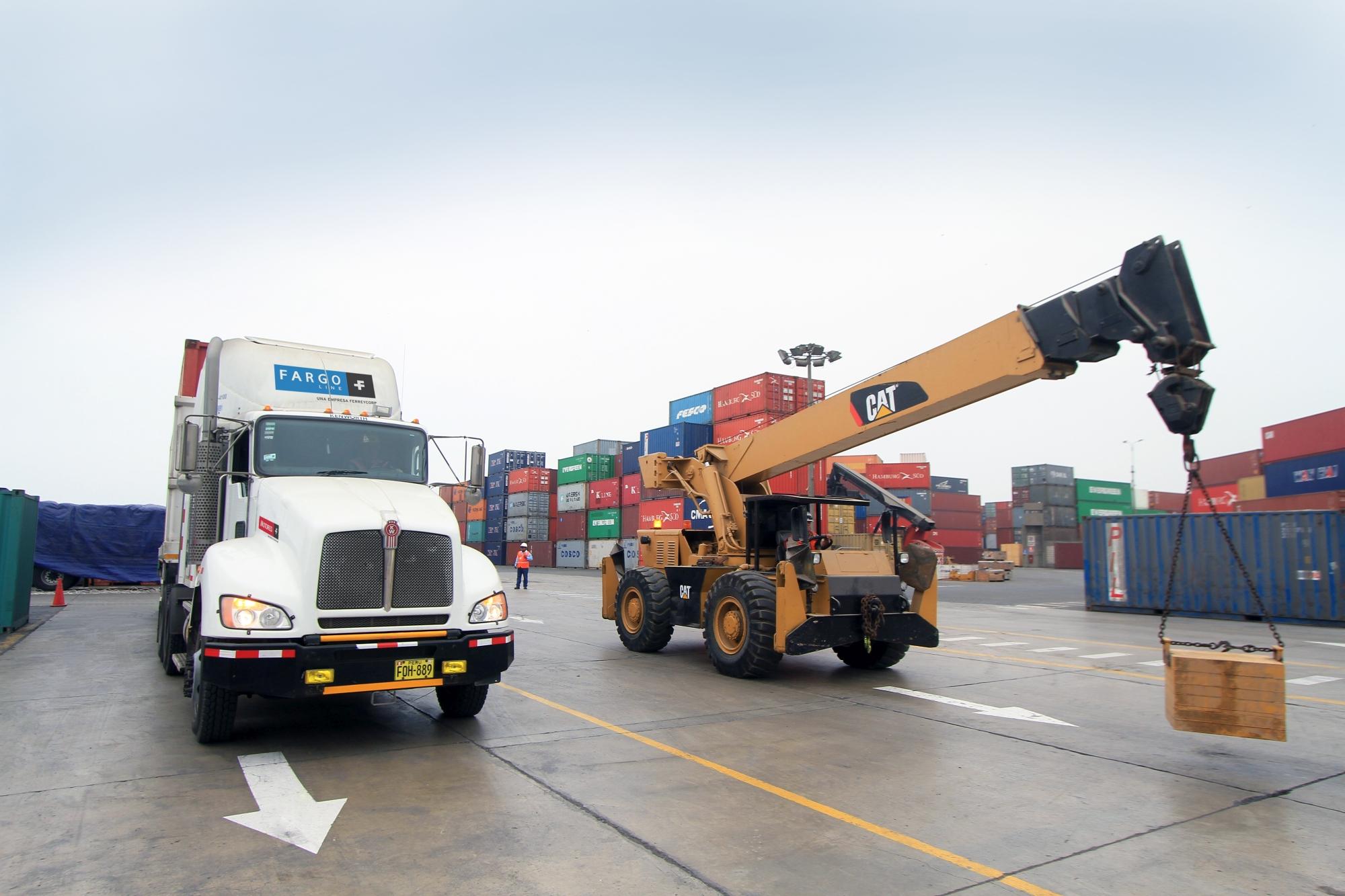 Fargo cumple 35 años de operación logística en el Perú