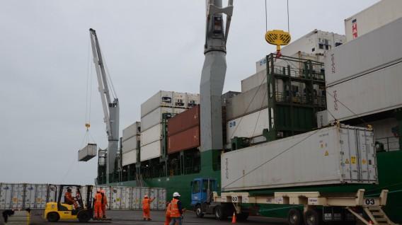 MTC acuerda reducir inversión y plazo para ejecutar el Terminal Portuario San Martín de Pisco
