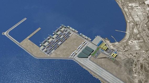 Puerto de Chancay prevé iniciar operaciones en el 2022