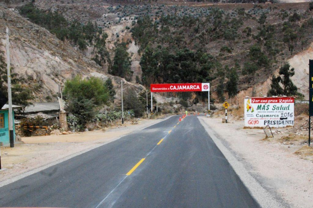Perú conectará a zonas alejadas con carreteras y corredores logísticos