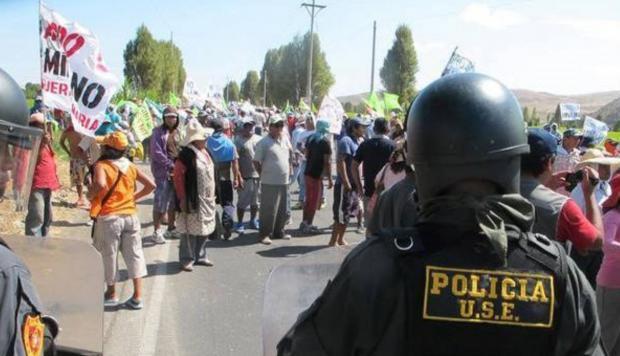 Tía María: Ejecutivo autoriza intervención de Fuerzas Armadas para mantener orden en Matarani
