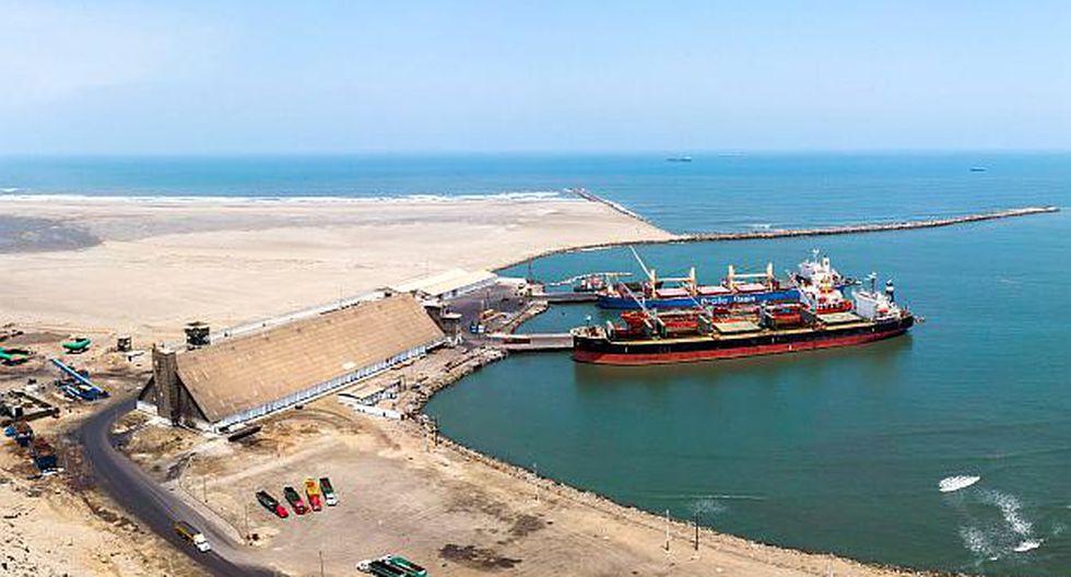 Cierre financiero del puerto de Salaverry será la próxima semana