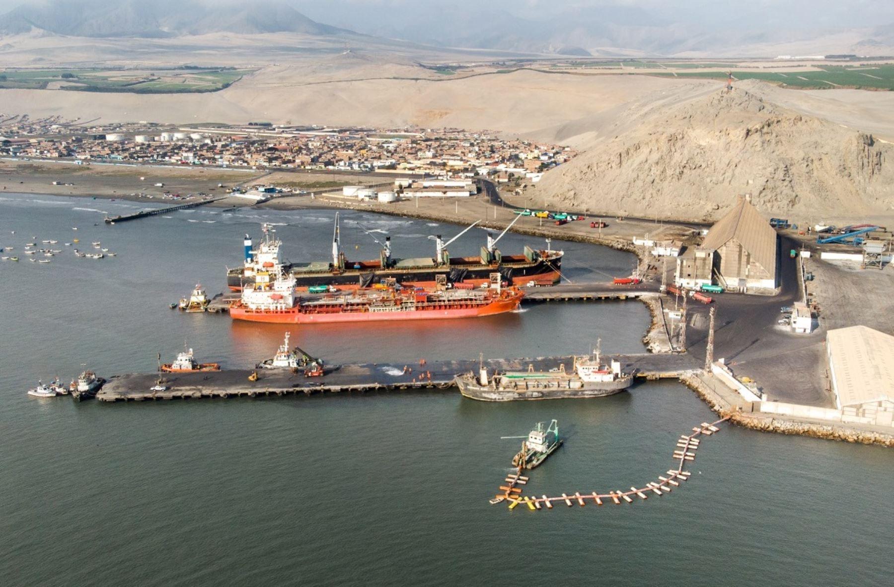 Obras en el puerto de Salaverry se inician en marzo