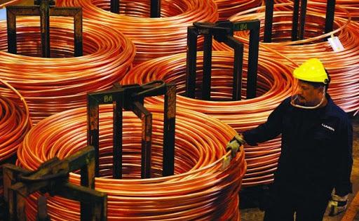 Coronavirus podría mermar nuestras exportaciones de cobre este trimestre