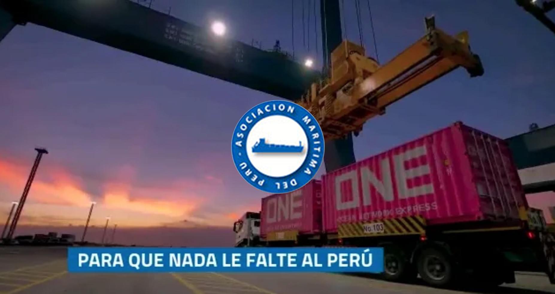 EL SECTOR PORTUARIO NO SE DETIENE