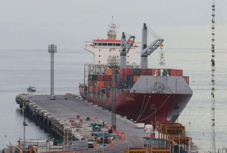 Promueven primera operación de transporte marítimo de cabotaje desde el Callao a Paita