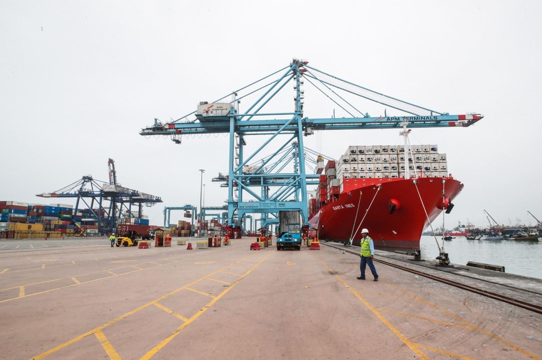 COSCO SHIPPING REANUDA OBRAS EN CHANCAY