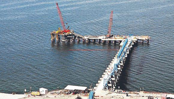 Trabajos de ampliación del muelle de Paita por US$ 8.7 millones inician el martes