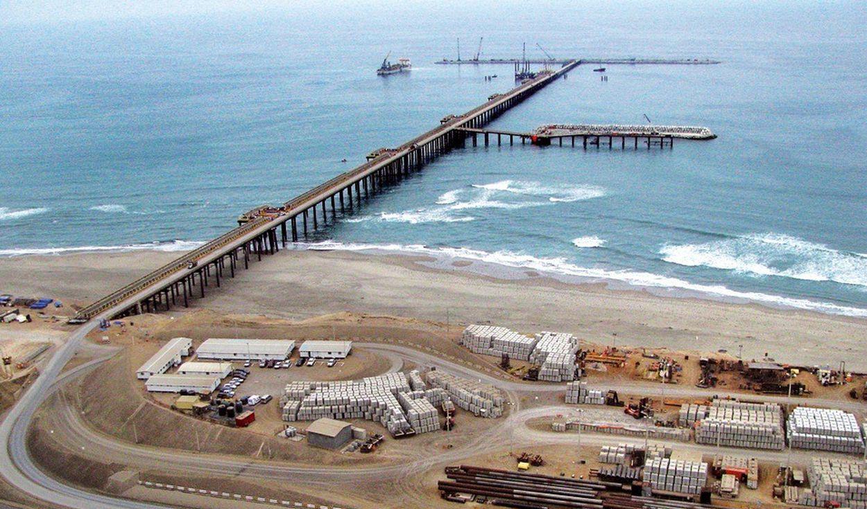 Puerto Melchorita: invertirán $ 25 millones en nuevo sistema de amarre