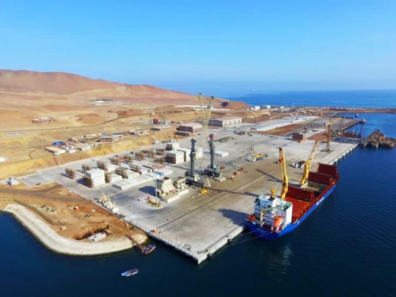 Puerto General San Martín superó los US$ 249 millones en inversión